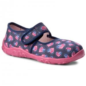 Pantofole SUPERFIT - 1-00295-77 S Lila Kombi uzKq7
