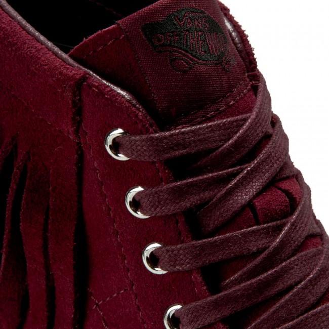 Bordeaux Sneakers Vans