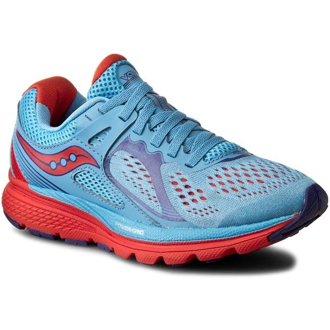 Scarpe Donna org Da Allenamento Sportive Saucony Blu Running - S10321-2 Valor