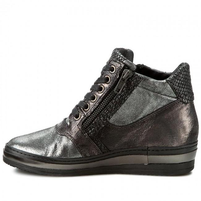 Argento Khrio Argento Grigio Grigio Sneakers