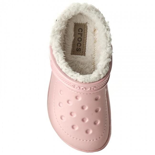 Rosa Pantofole Crocs