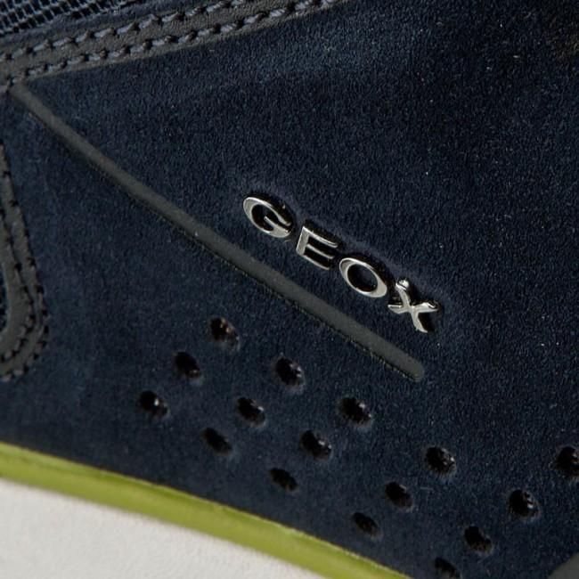 Geox 00022 Basse Da Uomo C4002 Giorno U72d7a A - Nebula U Scarpe Morski