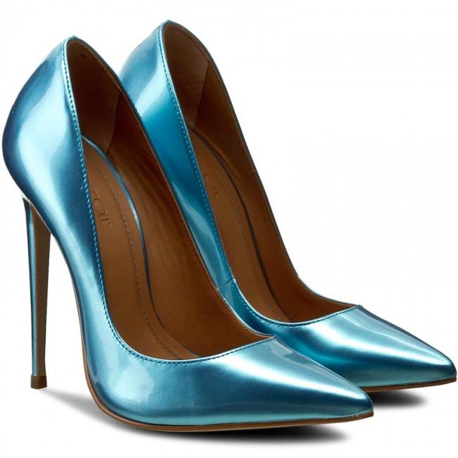 Kazar Blu Scarpe Stiletto Blu Scarpe
