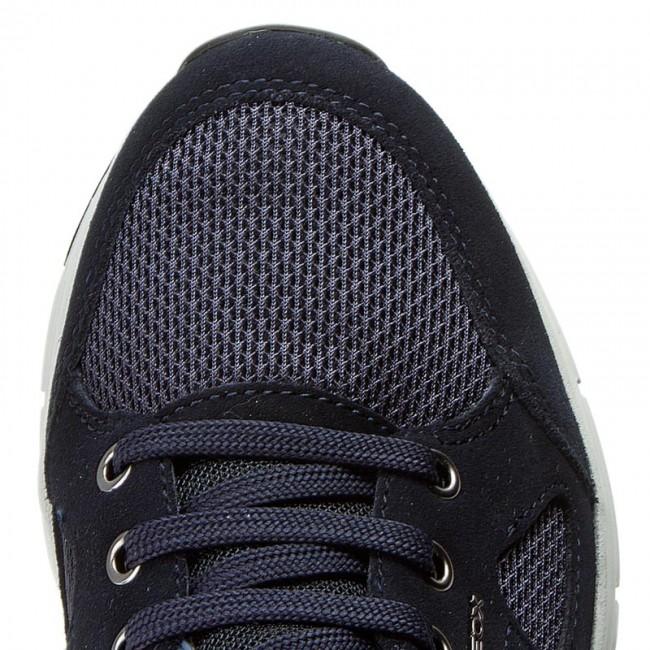 Blu Scuro Sneakers Geox