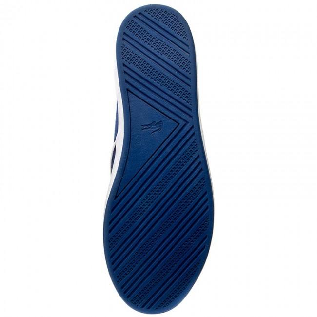 Blu Scuro Scarpe Sportive Lacoste