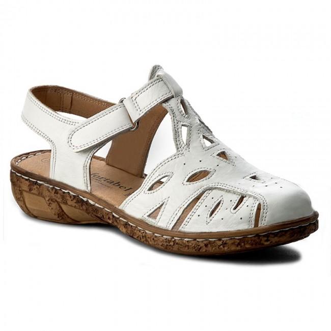 Bianco Comfortabel Sandali Bianco Sandali