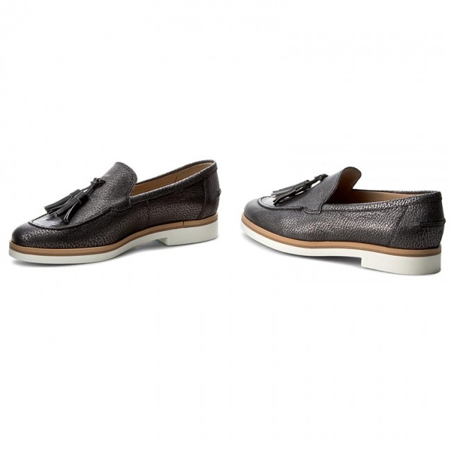 Nero Loafers Geox