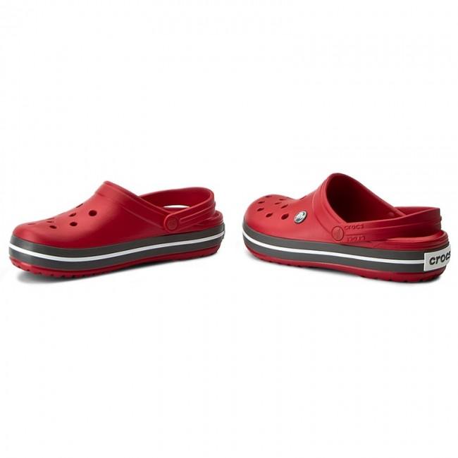Rosso Ciabatte Crocs