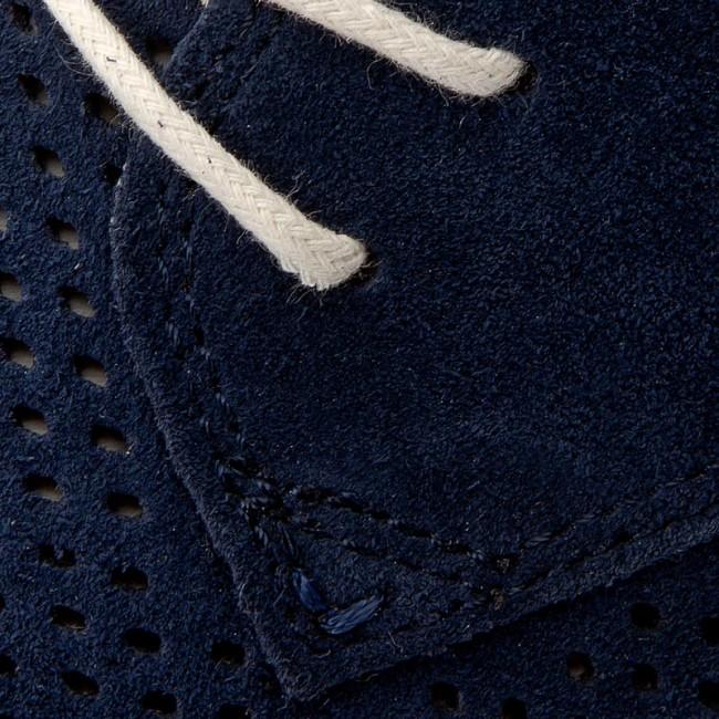 Blu Scuro Scarpe Basse Marco Tozzi