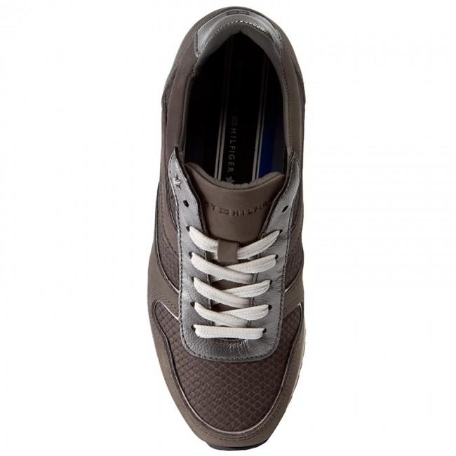 Grigio Sneakers Tommy Hilfiger