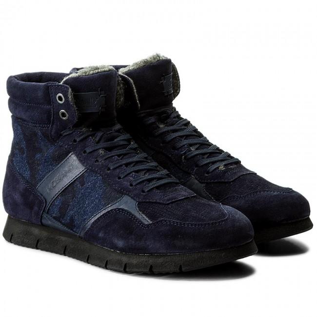 Blu Scuro Sneakers Scuro Sneakers Nobrand Blu Nobrand
