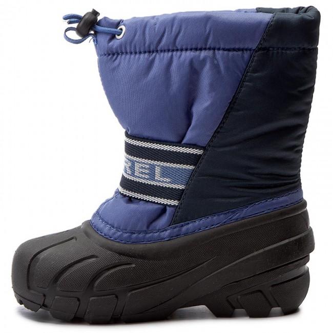 Blu Scuro Stivali Da Neve Sorel