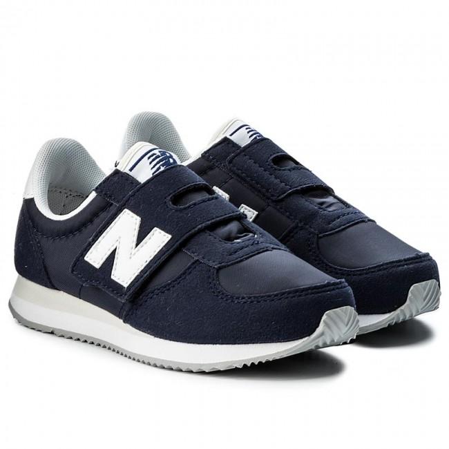 New Blu Scuro Balance Sneakers