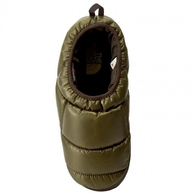the best attitude 377f6 79cc0 Verde Pantofole The North Face accessorifuoristrada.com