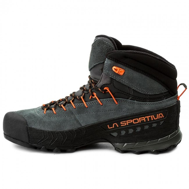 Grigio Scarpe Da Trekking La Sportiva