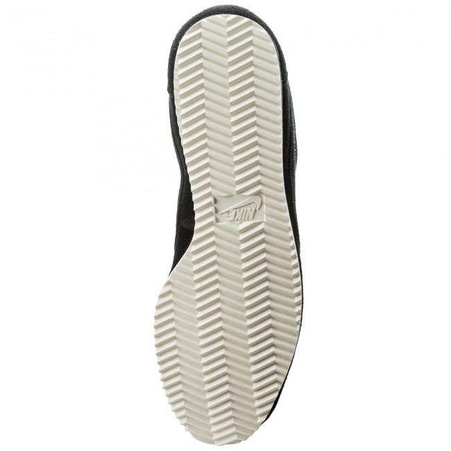 Uomo Scarpe Basse Sneakers Nike - Classic Cortez Se 902801 004 Black black summit White