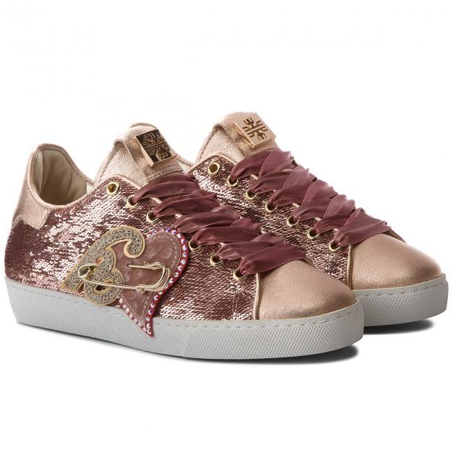 Rosa Sneakers Högl