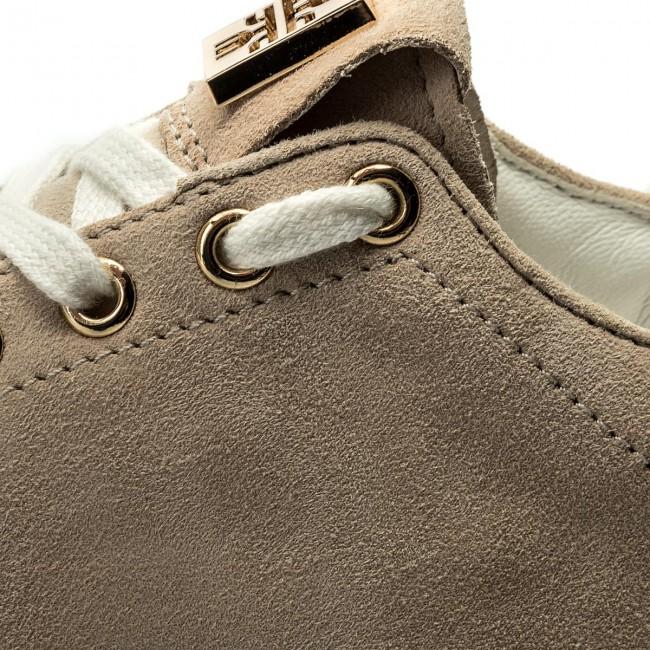Beige Sneakers Högl