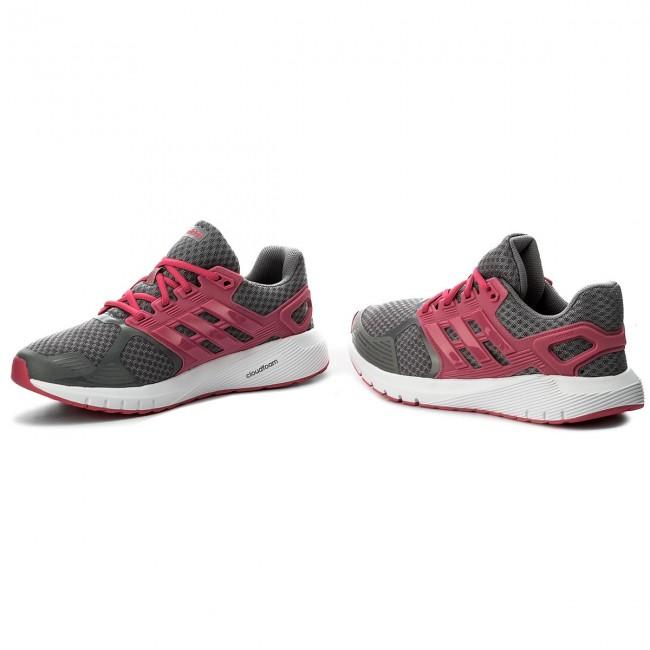 Grigio Rosa Scarpe Adidas