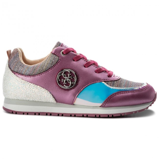 Multicolore Rosa Sneakers Guess