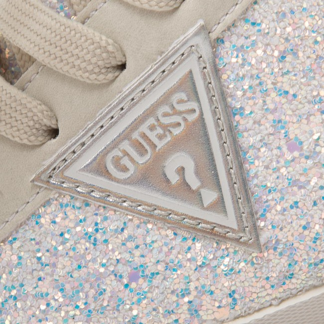Bianco Sneakers Guess