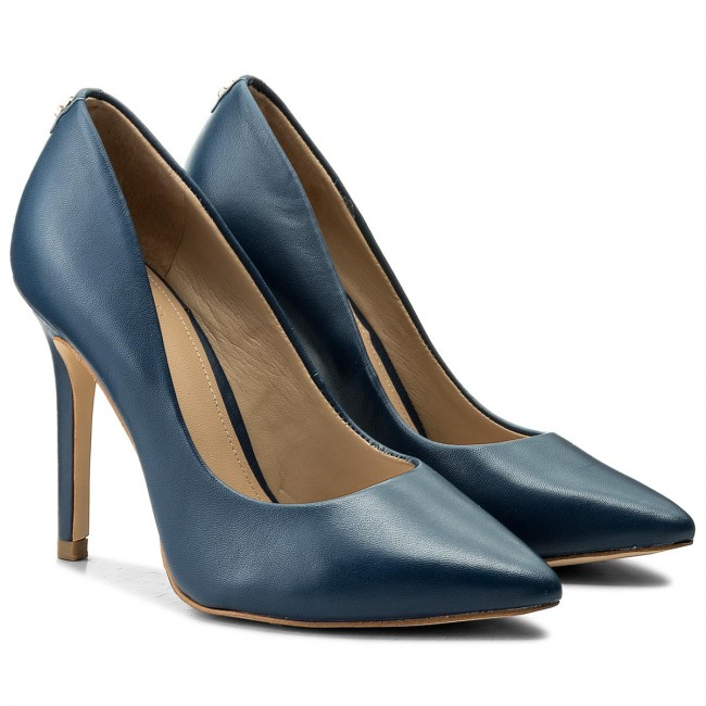 Blu Scuro Scarpe Stiletto Guess