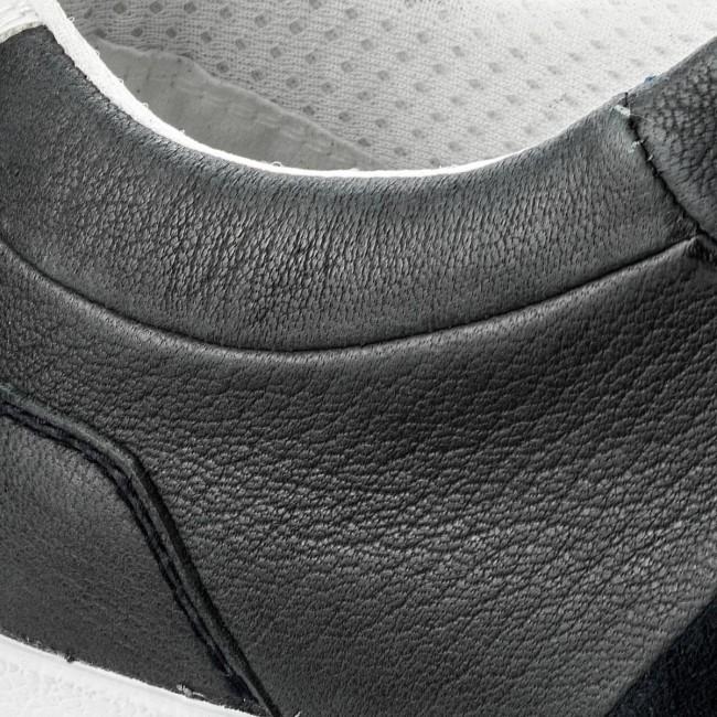 Uomo Scarpe Basse Sneakers Geox - U Smart B U74x2b 08122 C4002 Navy