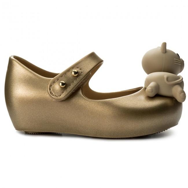 Oro Oro Scarpe Basse Scarpe Melissa