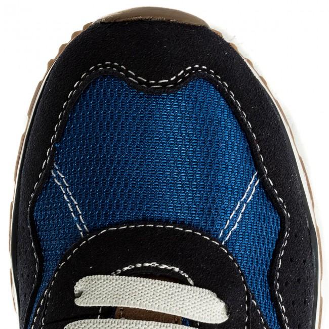 Blu Scuro Scarpe Basse Geox