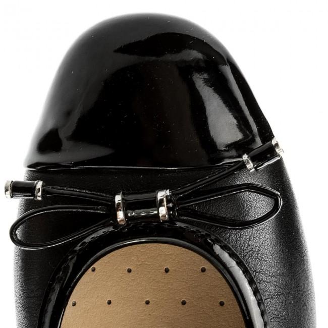 Donna Scarpe Basse Ballerine Geox - D Wistrey F D724gf 08502 C9999 Black