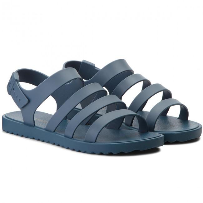 Donna Ciabatte E Sandali Da Giorno Zaxy - Spring Sandal Fem 82349 Blue 24340 Aa285048 02064