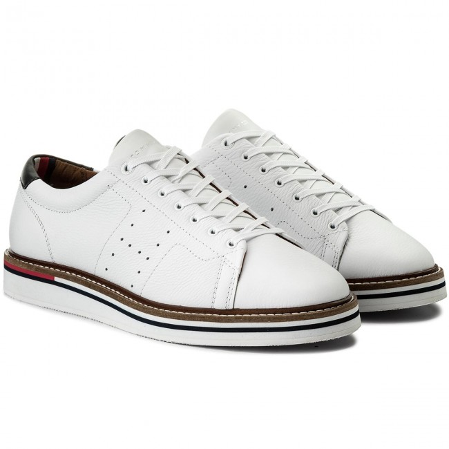 Bianco Sneakers Hilfiger Tommy Sneakers Bianco Tommy Hilfiger