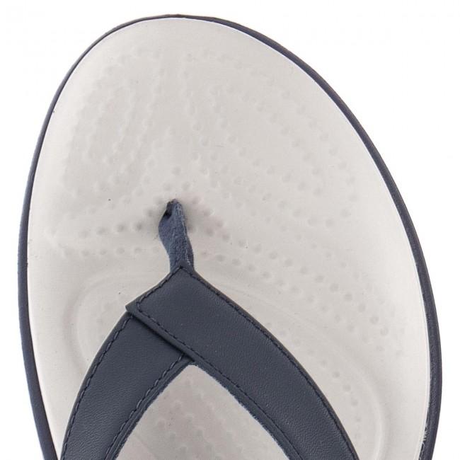 Donna Ciabatte E Sandali Infradito Crocs - Capri V Flip W 202502 Navy pearl White