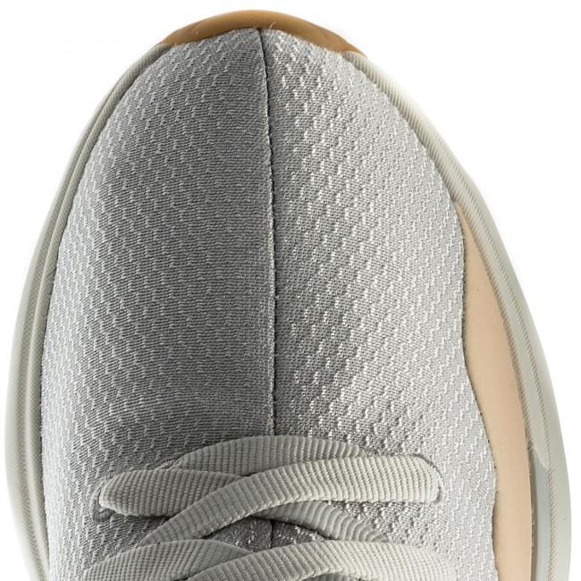 Donna Scarpe Basse Sneakers Le Coq Sportif - Solas W Summer Flavor 1810081 Galet