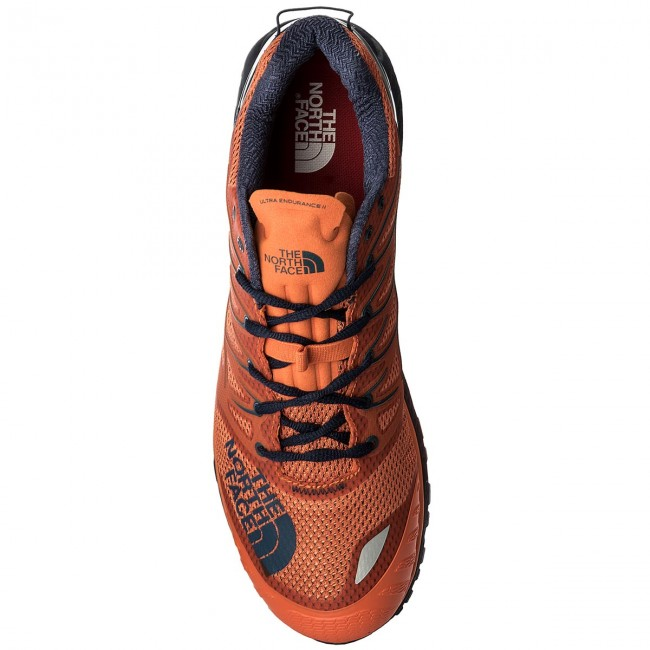 Arancione Scarpe The North Face