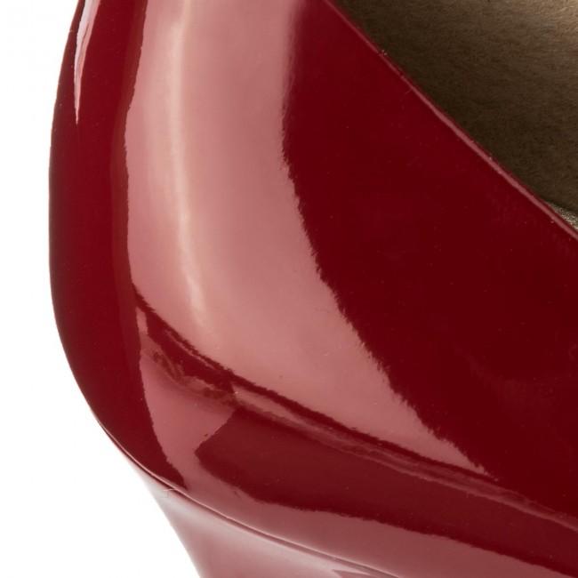 Donna Scarpe Basse Con Tacco Gabor - 85 210 75 Cherry