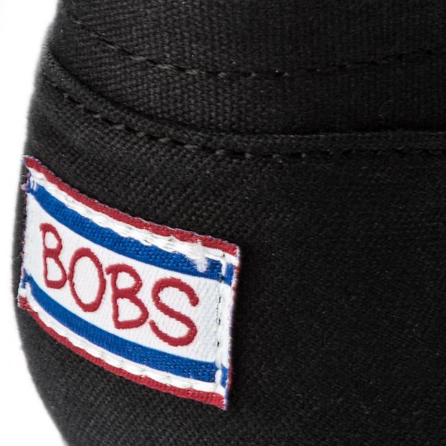 Donna Scarpe Basse Skechers - Bobs Peace amp; Love 33645 blk Black