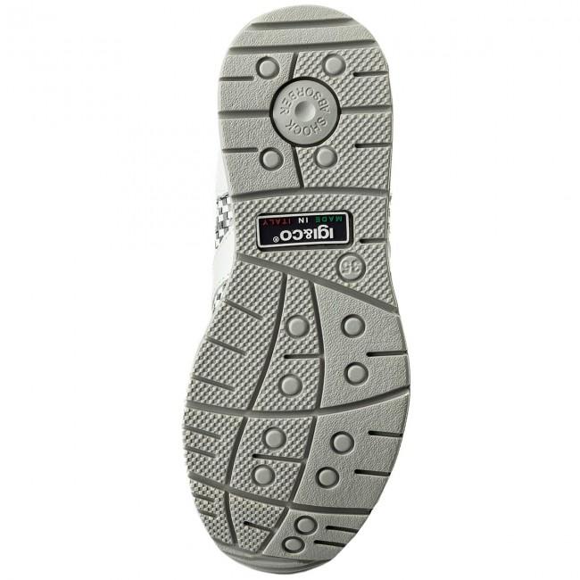 Argento Bianco Sneakers Igi amp;co