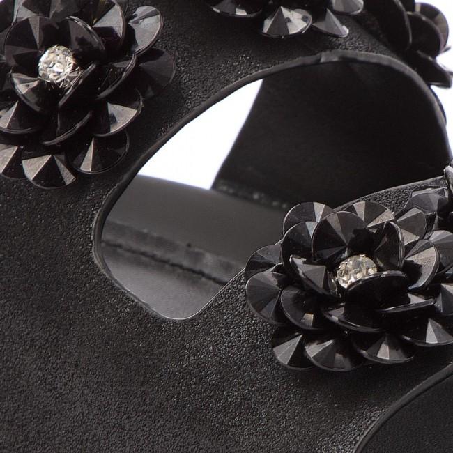 Donna Ciabatte E Sandali Da Giorno Kazar - Pasadena 32548-02-00 Black