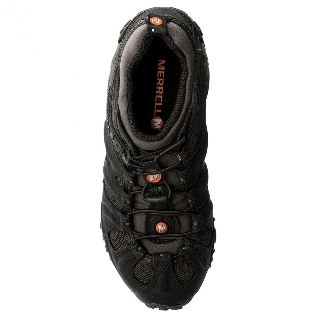 Uomo Scarpe Basse Da Trekking E Scarponcini Merrell - Chameleon Ii Stretch J559599 Black brown