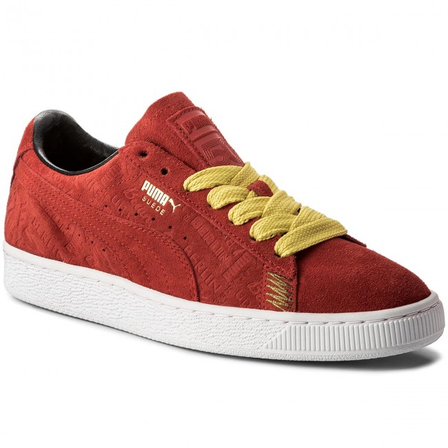 Rosso Sneakers Puma