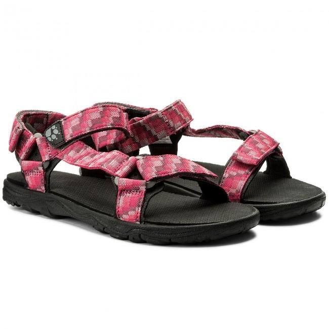 Donna Ciabatte E Sandali Da Giorno Jack Wolfskin - Seven Seas 2 Sandal G 4029961 D Tropic Pink