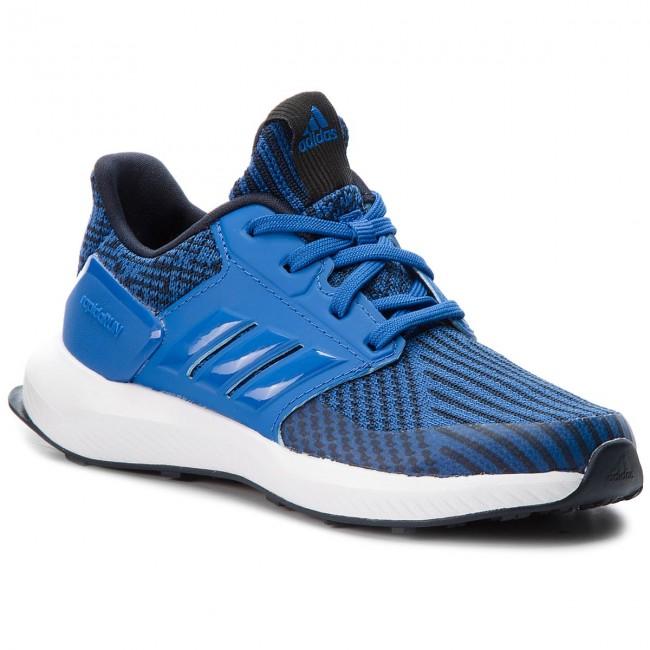 Scuro Blu Adidas Scarpe Blu