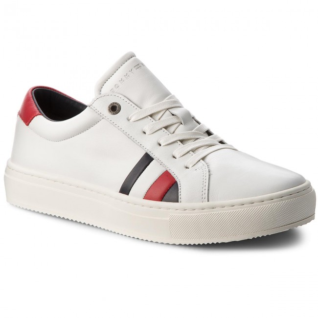 Bianco Sneakers Tommy Hilfiger