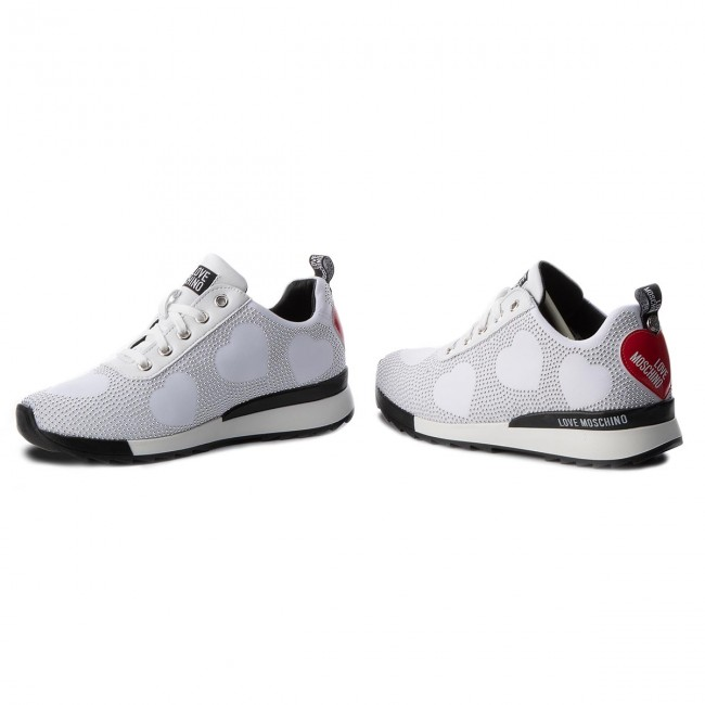 Sneakers Moschino Sneakers Bianco Bianco Love Bianco Moschino Sneakers Love