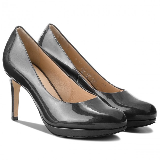 Donna Scarpe Basse Stiletti Stiletto Högl - 6-108005 Darkgrey 6600