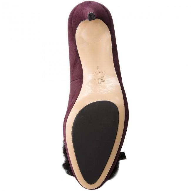 Donna Scarpe Basse Stiletti Stiletto Högl - 6-108092 Darkplum black 8101