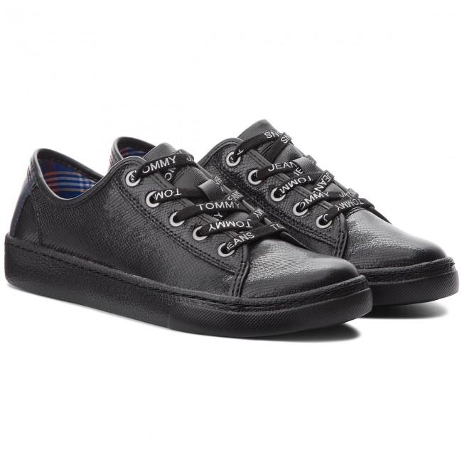 Nero Sneakers Tommy Jeans