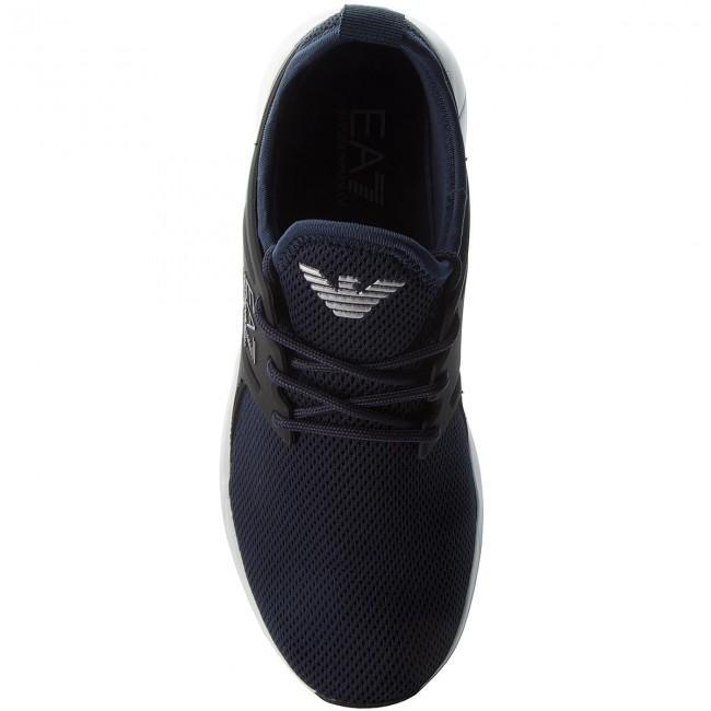 23c0c7725b Blu Scuro Sneakers Ea7 Emporio Armani byronrabe.com