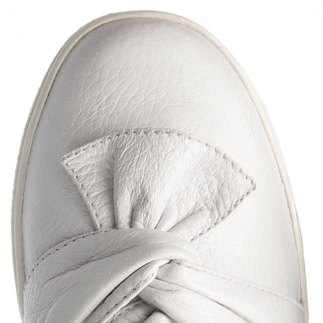 Bianco Scarpe Basse Caprice
